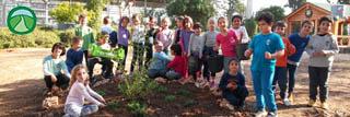 תחנות פעילות ירוקות לבתי ספר