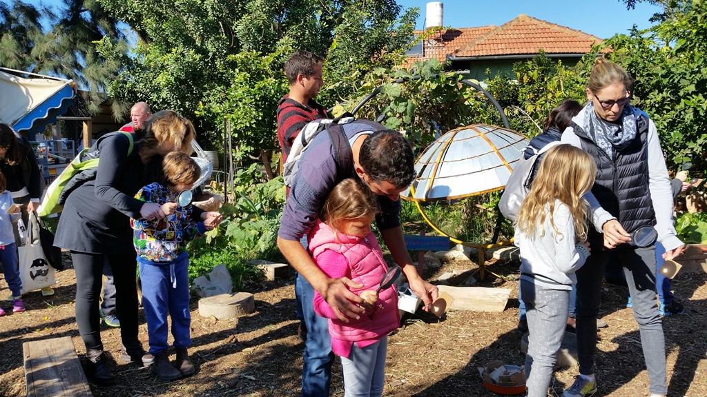 פעילות למשפחות בחופש
