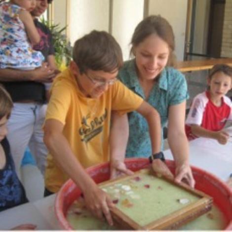 פעילות אקולוגית לילדים