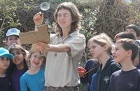 סיור אקולוגי לתלמידים